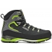 Ботинки мужские ASOLO Corax GV MM Black/Green Lime (ASL A12038.A561)