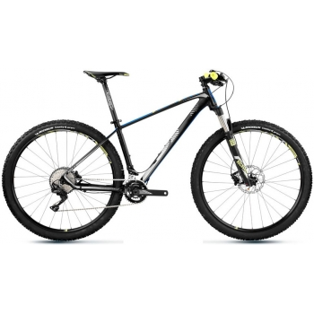 "Велосипед горный BH Expert 29"" XT RECON RL Black/Blue/Yellow р. M (BH A5098.45N-M)"