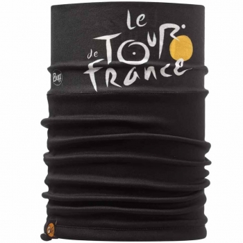 Бафф BUFF Tour De France Windproof Neckwarmer tour black (BU 111104.00)