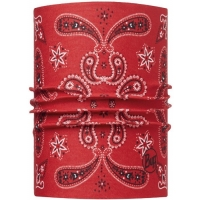 Шарф для собак BUFF Dog cashmere red M/L (BU 113117.425.25.00)
