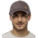 Бейсболка BUFF Baseball Cap Solid Grey Pewter (BU 117197.906.10.00)