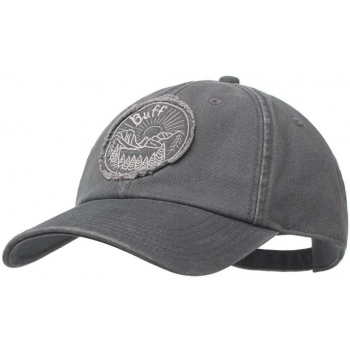 Бейсболка BUFF Baseball Cap The Wild Grey Sedona (BU 117198.917.10.00)