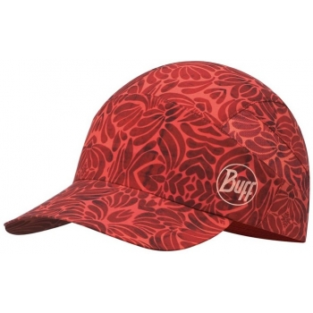 Бейсболка BUFF Pack Trek Cap calyx grenadine (BU 117219.406.10.00)