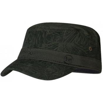 Бейсболка BUFF Military Cap checkboard moss green S/M (BU 117234.851.20.00)