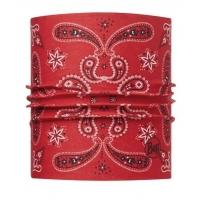 Шарф для собак BUFF Dog New cashmere red M/L (BU 118198.425.25.00)