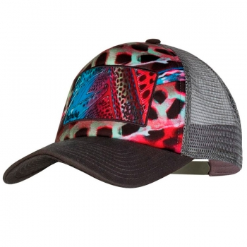 Бейсболка BUFF Derek de Young Trucker Cap end of the rainbow (BU 119556.555.10.00)
