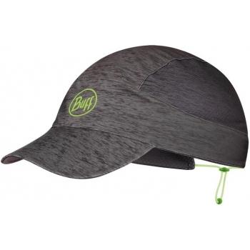 Бейсболка BUFF Pack Run Cap r-grey htr (BU 122575.937.10.00)