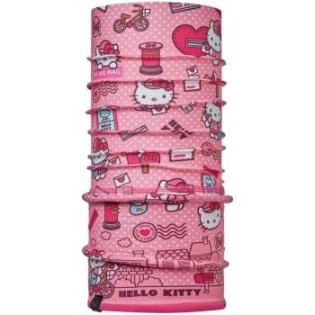 Бафф детский BUFF Hello Kitty Child Polar mailing rosé/dragon fruit (BU 113205.512.10.00)