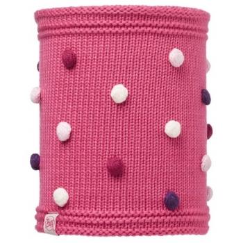 Бафф детский BUFF Child Knitted & Polar Neckwarmer Odell Ibis Rose (BU 113446.518.10.00)