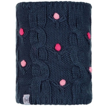 Бафф детский BUFF Junior Knitted & Polar Neckwarmer Dysha Dark Navy (BU 113535.790.10.00)