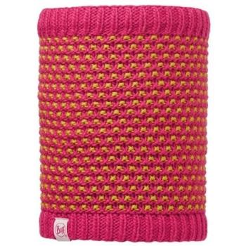 Бафф детский BUFF Junior Knitted & Polar Neckwarmer Jambo Pink Azalea (BU 113536.513.10.00)