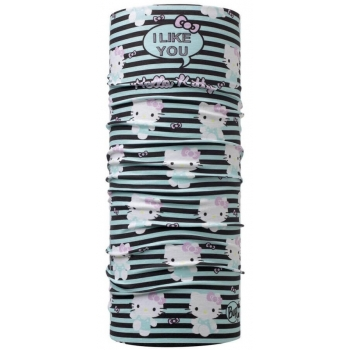 Бафф детский BUFF Hello Kitty Child Original New tipography aqua (BU 118298.711.10.00)