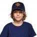 Бейсболка детская BUFF Kids Baseball Cap arrows denim (BU 120052.788.10.00)