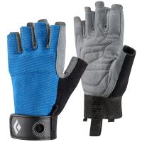 Перчатки для альпинизма Black Diamond Crag Half-Finger Cobalt (BD 801859.CBLT)