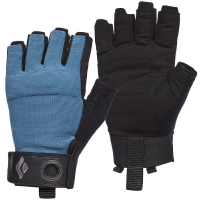 Перчатки для альпинизма Black Diamond Crag Half-Finger Astral Blue (BD 801864.4002)