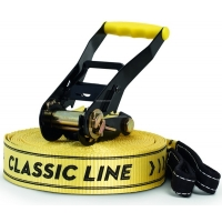 Слэклайн GIBBON Classic Line X13 15m Slackline Set yellow (GB 13840)