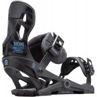 Крепления для сноуборда NOW Pilot Black р.L (NW FW190132)