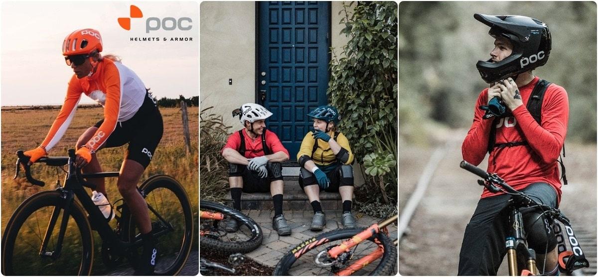 Велошлемы POC