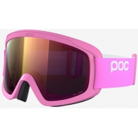 Лыжная маска POC Opsin Clarity Actinium Pink/Spektris Orange (PC 408018267)