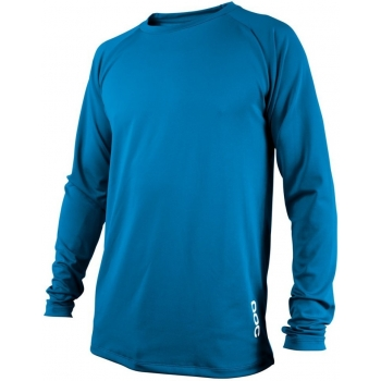 Велоджерси POC Essential DH LS Jersey Furfural Blue (PC 528201550)