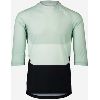 Велоджерси POC Essential Enduro 3/4 Light Jersey Apophyllite Multi Green (PC 528338279)