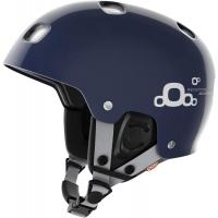 Лыжный шлем POC Receptor Bug Adjustable 2.0 Lead Blue (PC 102811506)