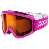 Лыжная маска детская POC POCito Iris Fluorescent Pink (PC 400639085)