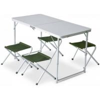 Набор кемпинговой мебели Pinguin Furniture Set green (PNG 621.Green)