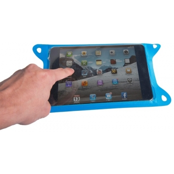 Гермочехол Sea To Summit Small Tablets Tpu Guide Waterproof Case blue (STS ACTPUTABBL)
