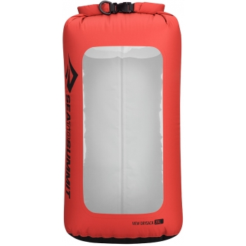 Гермомешок Sea To Summit View Dry Sack 20L Red (STS AVDS20RD)