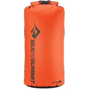 Гермомешок Sea To Summit Big River Dry Bag 65 L Orange (STS ABRDB65OR)