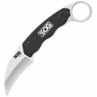 Нож нескладной SOG Gambit Satin (SOG GB1001-CP)