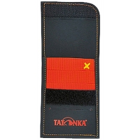 Кошелек Tatonka HY Neck Wallet Black/Orange (TAT 2883.349)