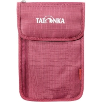 Кошелек Tatonka Neck Wallet Bordeaux Red (TAT 2874.047)