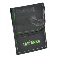 Кошелек Tatonka HY Neck Wallet Black/Bamboo (TAT 2883.341)